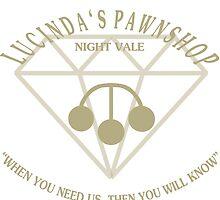 Lucinda's Pawn Shop by icandigdestiel