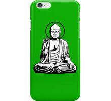 Young Buddha No.1 (2 colors) iPhone Case/Skin