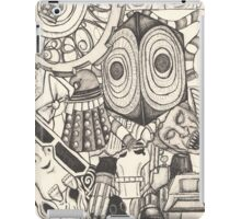 The World of the Doctor iPad Case/Skin