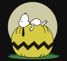 Snoopy Halloween by movingpixels