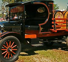 1920's Jim Beam Truck by TJSPictures