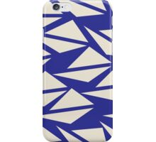 Boats in a Row 2 iPhone Case/Skin