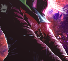 Gamora - Guardians Of The Galaxy Sticker