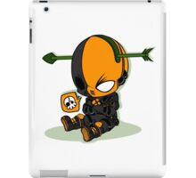 Deathstroke iPad Case/Skin
