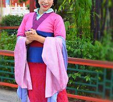 Mulan by AngelaHRey