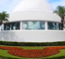 Mickey's Epcot by AngelaHRey