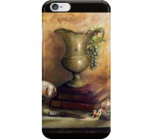 THE BOOKS BY THE WINDOW iPhone Case/Skin