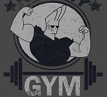 Johnny Gym by absolemstudio