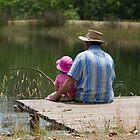 Time with Dad by John Quixley