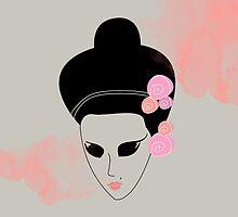 Geisha by 83oranges