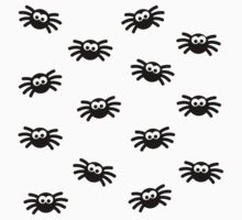 Many little spiders Kids Clothes
