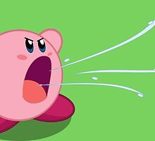 Kirby by Meggui