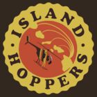 Island Hoppers /yellow by derP