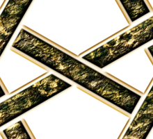Unicursal hexagram, magic, ritual, spell, magick, symbol Sticker
