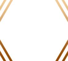Hexagram, ✡ , Magic, Merkaba, David Star, Solomon Sticker