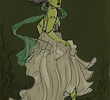 Runaway Bride of Frankenstein by Lifeanimated