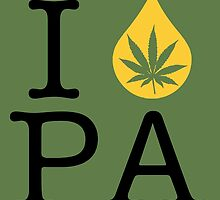 I Dab PA (Pennsylvania) by LaCaDesigns