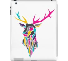 Geometric Stag Design iPad Case/Skin