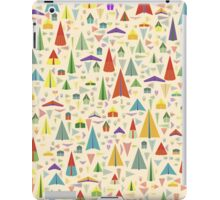Paper Airplane 60 iPad Case/Skin