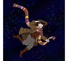 4th Doctor! Photographic Print