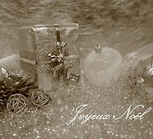 Christmas Card 2 (French) by Jan Vinclair