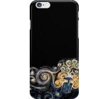 Van Gogh TARDIS iPhone Case/Skin