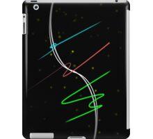 Abstract Beams iPad Case/Skin