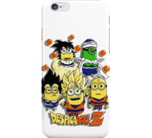 DespicaBall Z iPhone Case/Skin