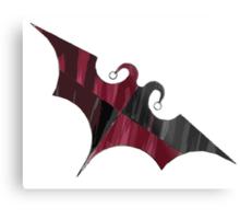Batquinn logo Metal Print