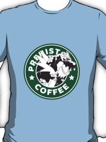Prehistoric Coffee T-Shirt