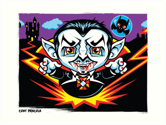 Cunt Dracula by harebrained