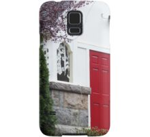 wakefield, rhode island,  red door church Samsung Galaxy Case/Skin