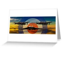 Avro Finest Greeting Card