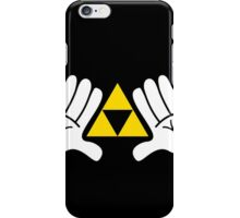 Mickey Tri Force iPhone Case/Skin