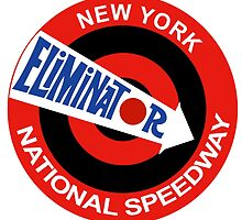 New York National Speedway Eliminator by birchbrook