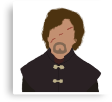 Tyrion Lannister - Game Of Thrones Canvas Print