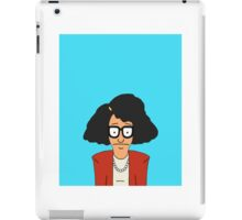 80's Hair Tina  iPad Case/Skin