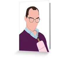 Buster Bluth - Arrested Development Greeting Card