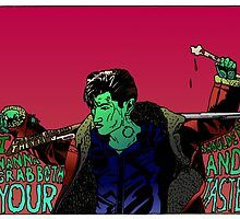 Zombie Alex Turner by RockandRoll Maker