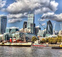 London View by DavidHornchurch