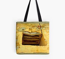Tote Bag 21................................Wood And Stone by Fara