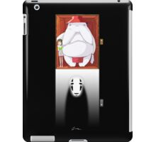 Spirited Away - No Face iPad Case/Skin