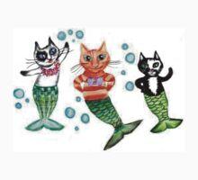 Mer Cats by Whitesedge14