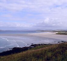 Portsalon Beach, Co Donegal by oulgundog