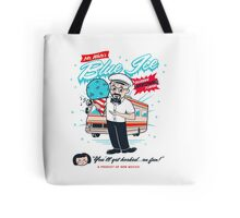 Mr. White's Blue Ice Tote Bag