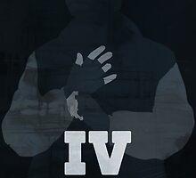 GTA IV Minimalistic Design by RobertNGraphics