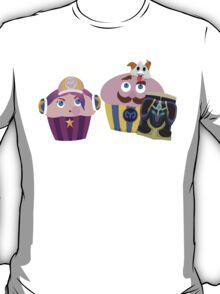 Arcade Miss Fortune&Braum Cupcakes T-Shirt