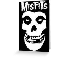 Misfits 2 Greeting Card