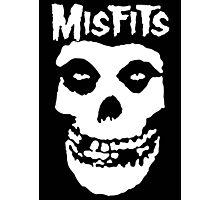 Misfits 2 Photographic Print