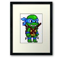 Leonardo Leads Framed Print